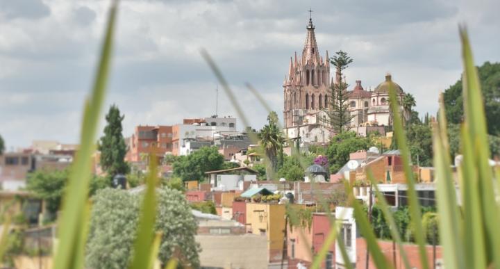 Road trip series. San Miguel deAllende.